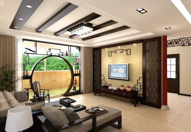 Image Result For Modern Wall Designs For Living Room